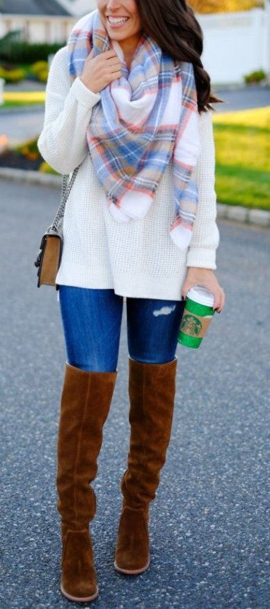 20 Comfortable Outfits to Wear on Thanksgiving Day | Cute .