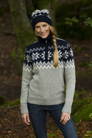 Dale of Norway Myking Sweater for Women | Sweaters for women .