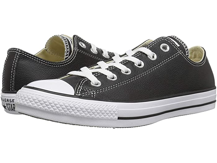 Converse Chuck Taylor® All Star® Leather Ox | Zappos.c