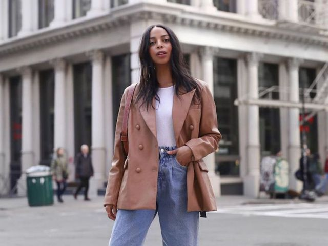 9 Low-Key Outfits NYC Girls Will Be Wearing Come Fa