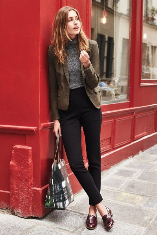 50+ Cool Outfits for Work | Zakelijke casual outfits, Outfits voor .