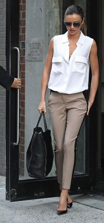 62 Cool Summer Work Outfits For Girls - Styleohol