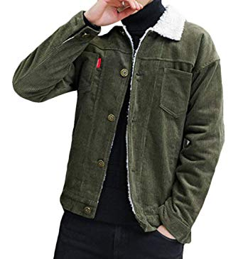 Corduroy jacket for men – ChoosMeinSty