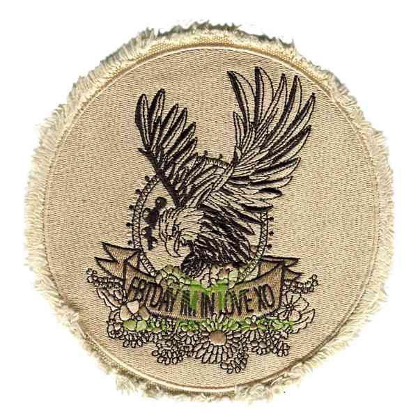 Custom Vintage Patches - Ma
