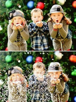 Cute family Christmas picture ideas | Family christmas pictures .