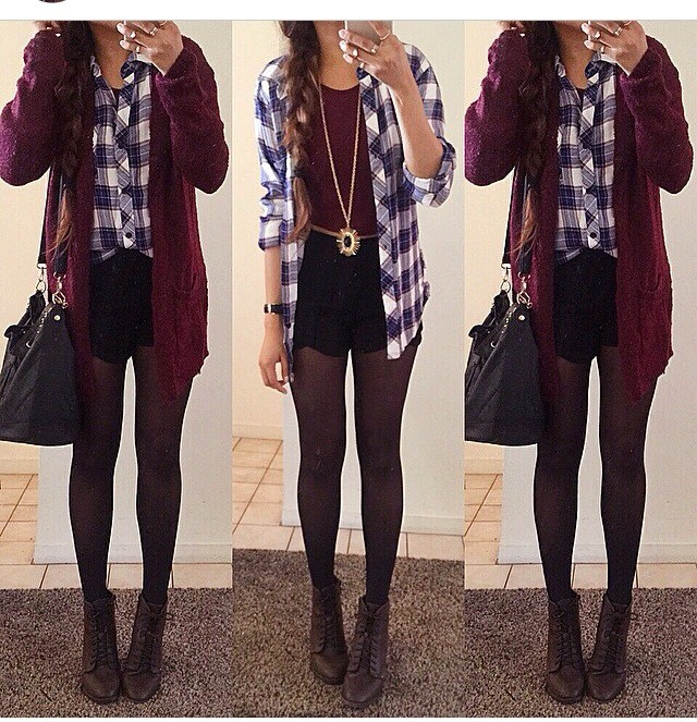 Fall/Winter Outfit Ideas! by Ameera Farhat - Muse