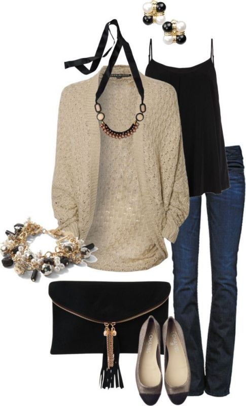 50+ Cute Fall & Winter Outfit Ideas 2019   Pouted.com   Fashion .