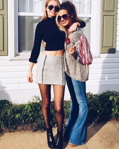 PHI MU | Casual fall outfits, Fashion, Gameday outf