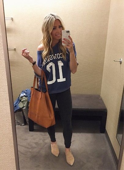 Game day outfit, Dallas Cowboys | Cowboy outfits for women .