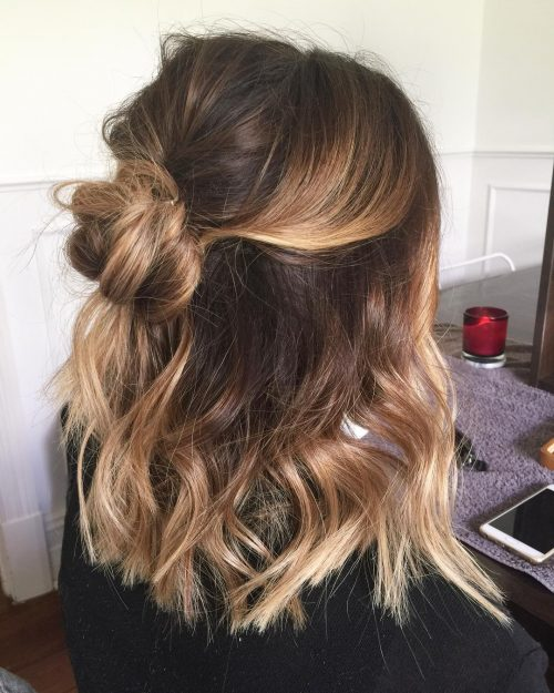 28 Cute Hairstyles for Medium Length Hair Right N
