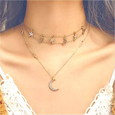 Cute Layered Necklace
