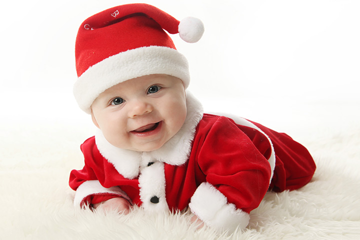 25 Cute Christmas Outfits For Babi