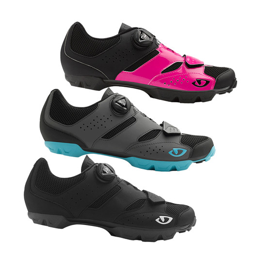 ladies spd cycling shoes 9166