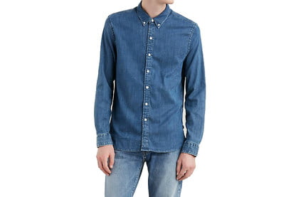 Layer Up with Our Picks for the Best Men's Denim Shirts | The Manu