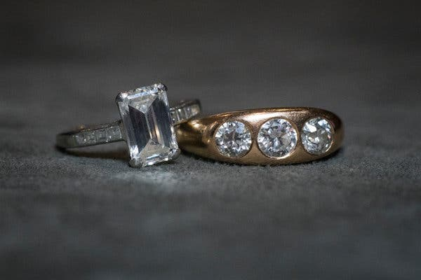If You Have to Sell a Diamond Ring … - The New York Tim