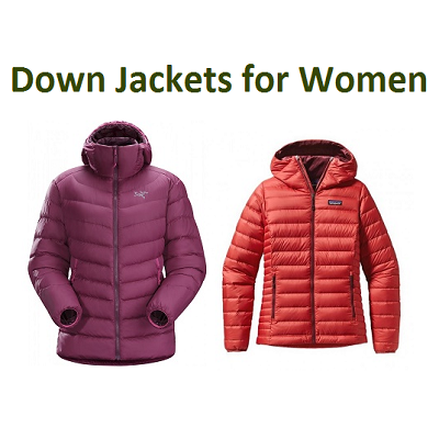 Top 15 Best Down Jackets For Women 2020 | Travel Gear Zo