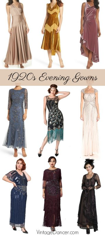 10 Easy 1920s Outfits for Wom