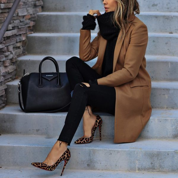 20 Elegant Fall Outfits for Work - Fashiotopia - #blacknail .