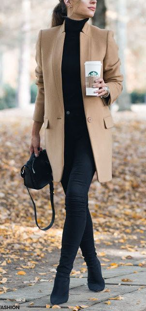 40+ Elegant Fall Outfits To Inspire You – 2019 | Stylish business .