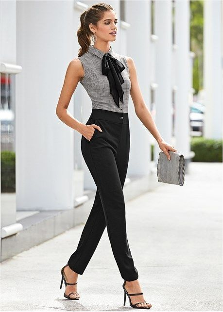 32 Elegant Work Outfit Idea for Women In This Year | Summer work .
