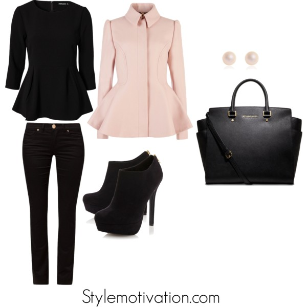 19 Classic and Elegant Work Outfit Ide