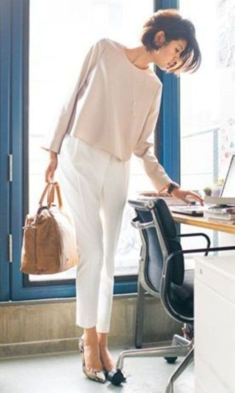 46 Elegant Work Outfits Ideas For Every Woman Wear .
