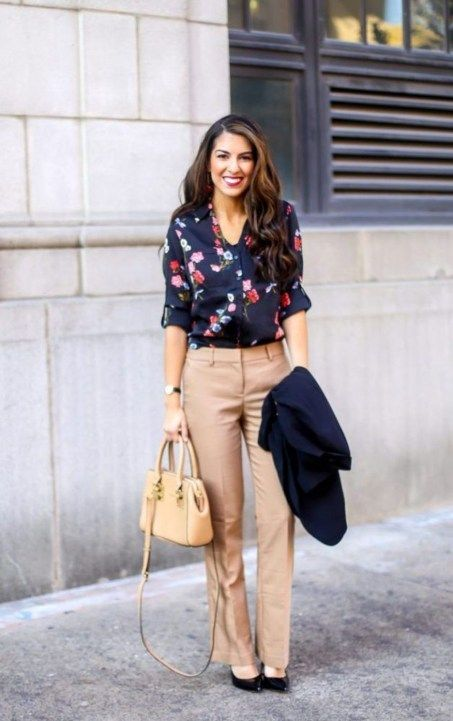 46 Elegant Work Outfits Ideas For Every Woman Wear | Stylish work .