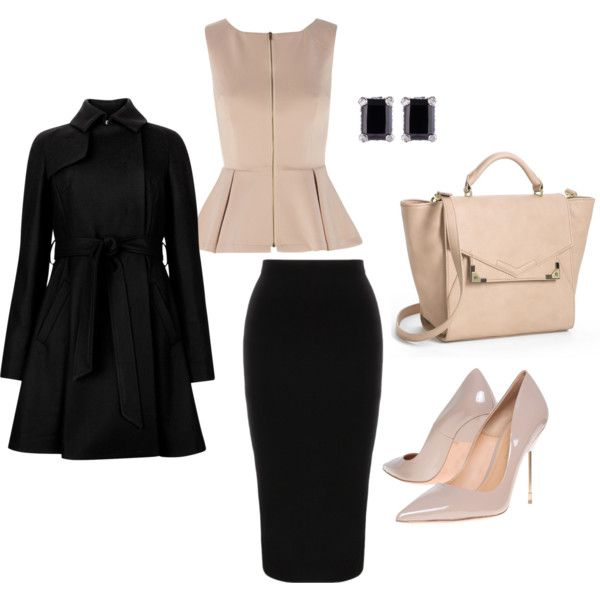 19 Classic and Elegant Work Outfit Ideas | Fashionable work outfit .