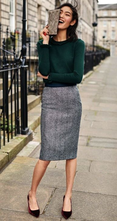 Awesome 20+Elegant Work Outfits Ideas For Women Fashionable .