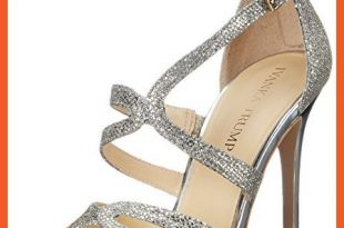 Ivanka Trump Women's Hotis2 Dress Sandal, Gold, 10 M US - Sandals .