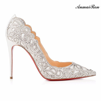 Manufacture Evening Wedding White Dress Shoes Bridal Women - Buy .