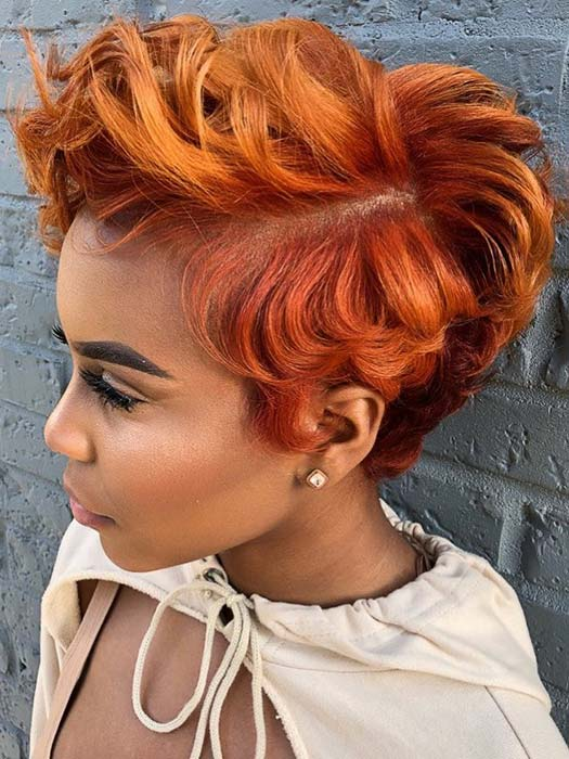 50 Short Hairstyles for Black Women | StayGl
