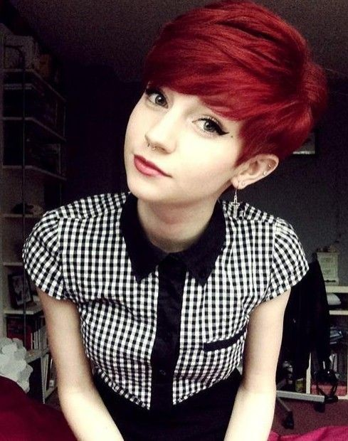 20 Adorable Short Hairstyles for Girls - PoPular Haircu
