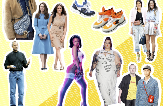 7 Major Fashion Trends From the 2010s – W