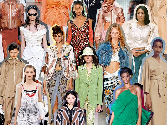 See and Shop the 7 Best Spring 2019 Fashion Trends | Who What We