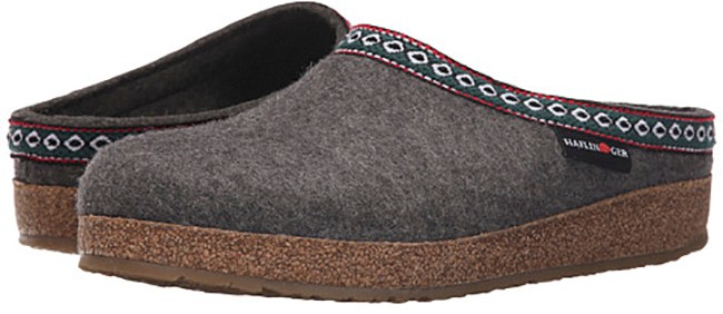 Haflinger Classic Grizzly Slippers - Women's | REI Co-