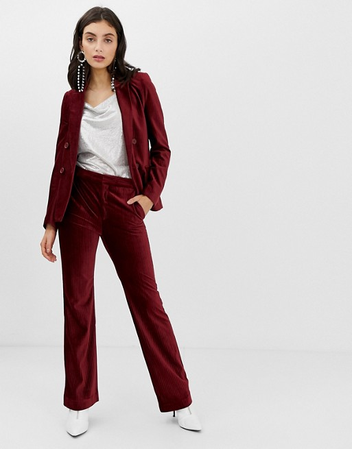 In Wear Talia corduroy flared pants | AS