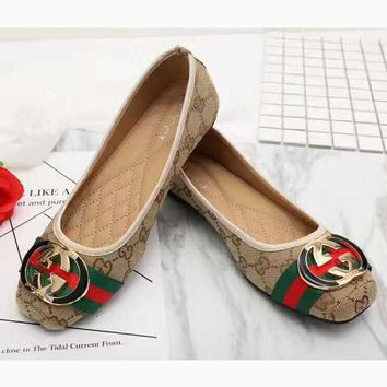 gucci flat shoes for ladies - 65% OFF - newriversidehotel.c