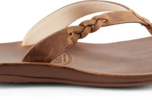 Freewaters Sedona Leather Flip-Flops - Women's | REI Co-