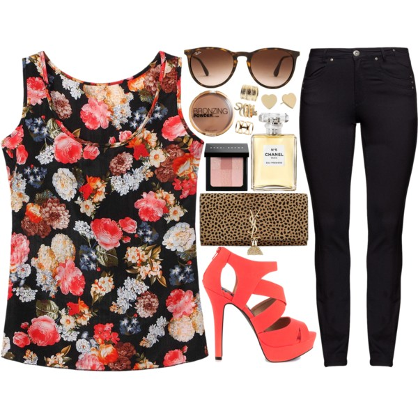 Floral Print Outfit Ideas For Summer: How To Wear And Balance It .