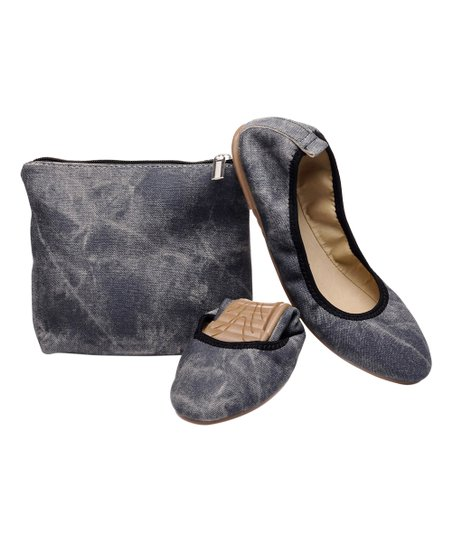 Foldy Colorful Foldable Ballerina Flat - Women | Best Price and .