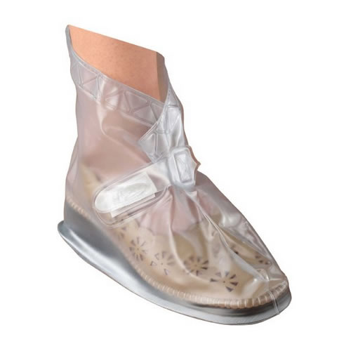 Clear Galoshes - Galoshes For Wom
