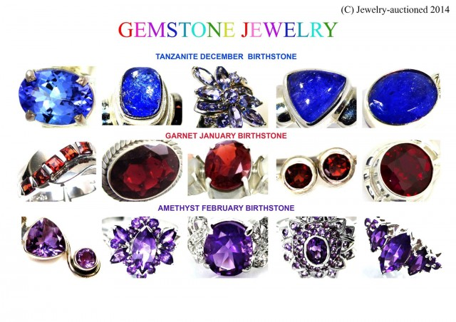 Why is Gemstone Jewelry so popula