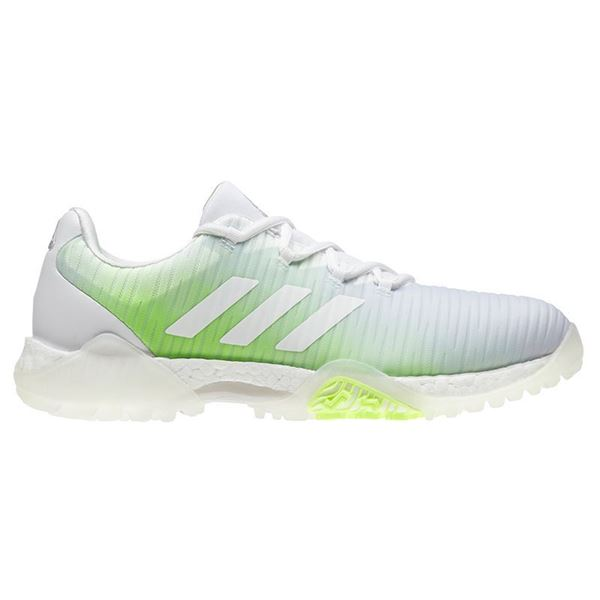 Adidas Code Chaos Ladies Golf Shoes - White- EE9336 | Silvermere .