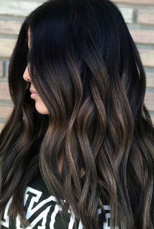 Hair Color Ideas and Styles for 2019