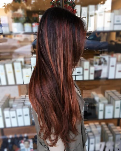 12 Auburn Hair Color Ideas We Adore! | Hair color auburn, Warm .