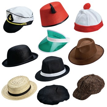 Fun Hats and Accessories - HC1497324 | Findel Internation