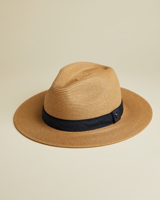 Panama hat - Natural | Hats | Ted Bak