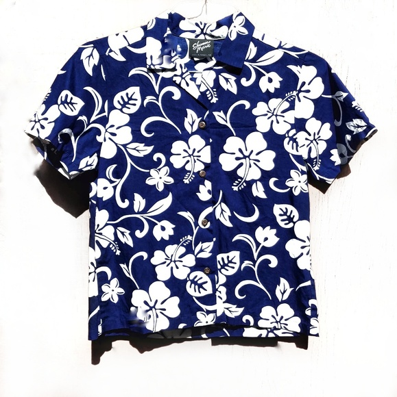 Tops | Womens Hawaiian Shirt | Poshma
