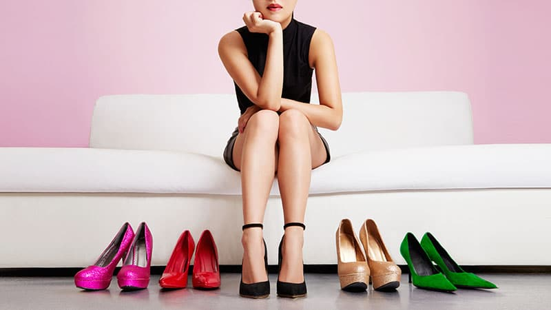 30 Types of Heels Every Woman Should Know - The Trend Spott